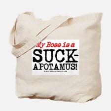 Unique I hate you Tote Bag
