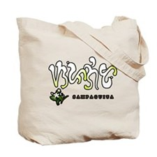 Sampaguita Tote Bag