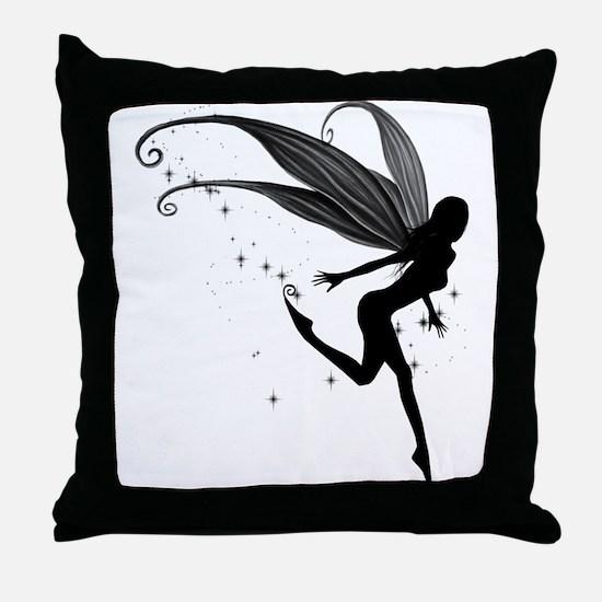 Enchanted Fairy Throw Pillow