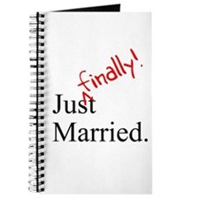 Finally Married Journal