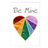 Gay valentine cards Postcards