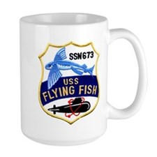 USS FLYING FISH Coffee Mug