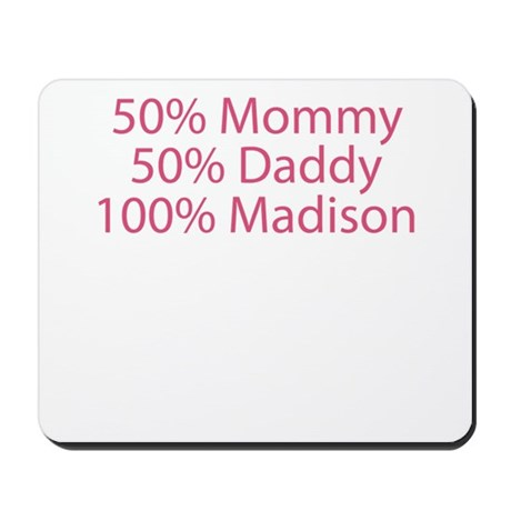 100% Madison Mousepad