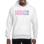 Mom 2 B Hooded Sweatshirt