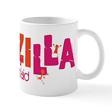 Pregzilla Small Mug
