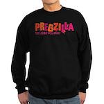 Pregzilla Sweatshirt (dark)