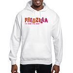 Pregzilla Hooded Sweatshirt
