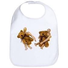 Children Teddy Bears Bib