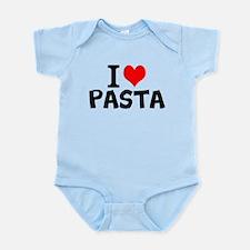 I Love Pasta Body Suit