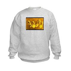Glowing Flash Vacuum Tubes Sweatshirt