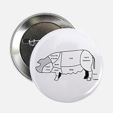 """Pork Diagram 2.25"""" Button"""