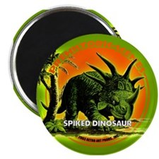 """PS Spiked Dino 2.25"""" Magnet (10 pack)"""