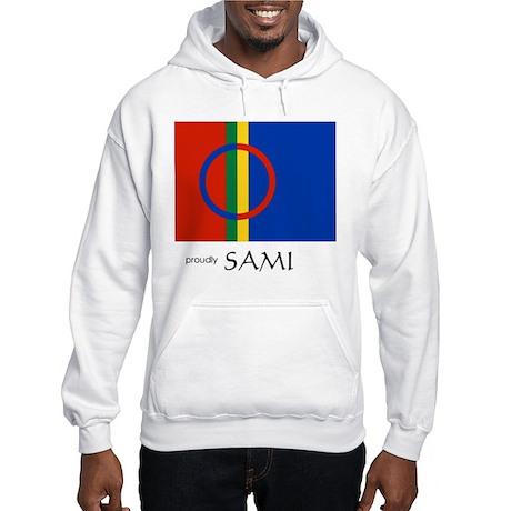 Proudly Sami Hooded Sweatshirt