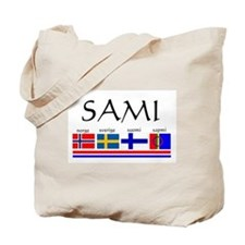 Sami souvenir Tote Bag