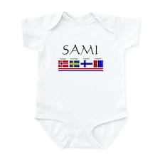 Sami souvenir Infant Bodysuit