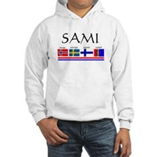 Sami souvenir Hoodie