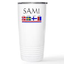 Sami souvenir Travel Mug