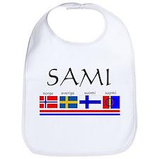 Sami souvenir Bib