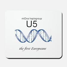 U5 First Europeans Mousepad