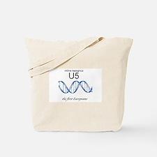 U5 First Europeans Tote Bag