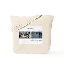 Stockholm souvenirs Tote Bag