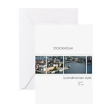 Stockholm souvenirs Greeting Card