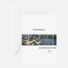 Stockholm souvenirs Greeting Card