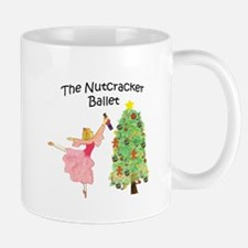 magical clara,nutcracker Small Mugs