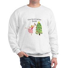 Clara and her nutcracker gift Sweatshirt