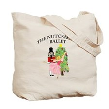 Nutcracker & Clara Tote Bag