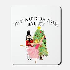 Nutcracker & Clara Mousepad