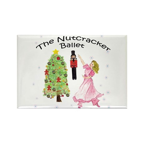 Nutcracker is IN Rectangle Magnet (10 pack)