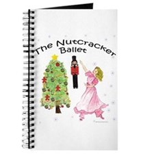 Nutcracker Christmas Journal