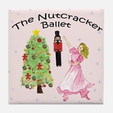 Nutcracker is IN Tile Coaster