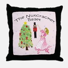 Nutcracker is IN Throw Pillow