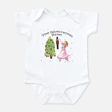 Nutcracker Christmas Infant Bodysuit