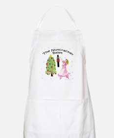 Nutcracker Christmas BBQ Apron