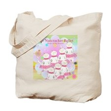 Nutcracker Waltz of Flowers Tote Bag
