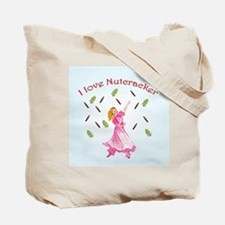 Clara,nutcracker ballet Tote Bag