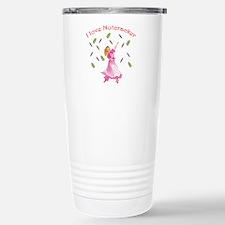 Clara, Nutcracker ballet Travel Mug