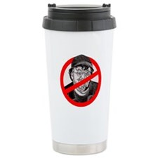 No More Michael Moore Travel Mug