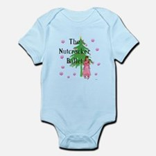 Clara, Nutcracker ballet Infant Bodysuit
