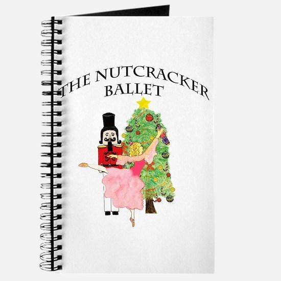 Nutcracker & Clara Journal