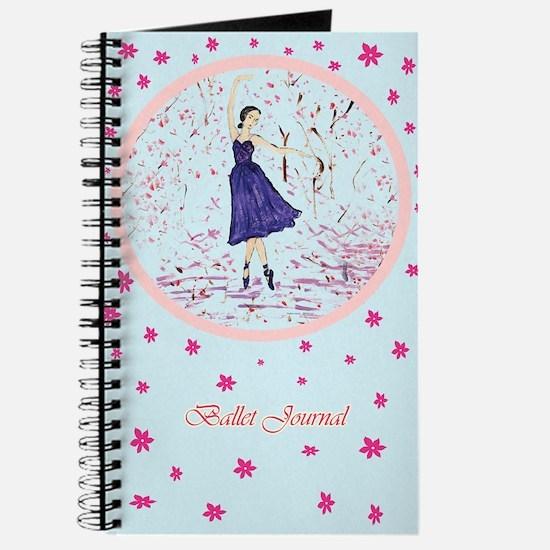 Oriental ballet Journal