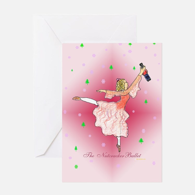 Magical Clara III Greeting Card