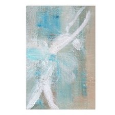 Dance Abstract Postcards (Package of 8)