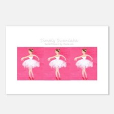 simply swanlake Postcards (Package of 8)