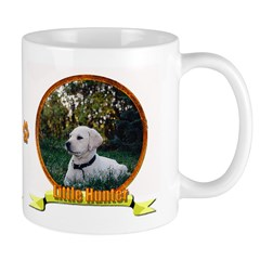 Lab puppy Hunter Mug