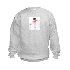 Wholesome Leaping Ballerina Sweatshirt