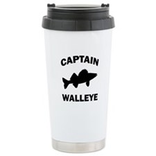 CAPTAIN WALLEYE Travel Mug
